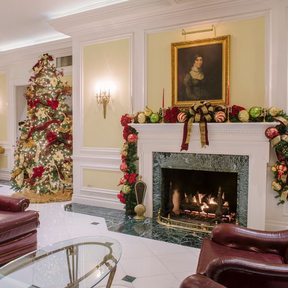 Celebrate Christmas with the Molly Pitcher Inn