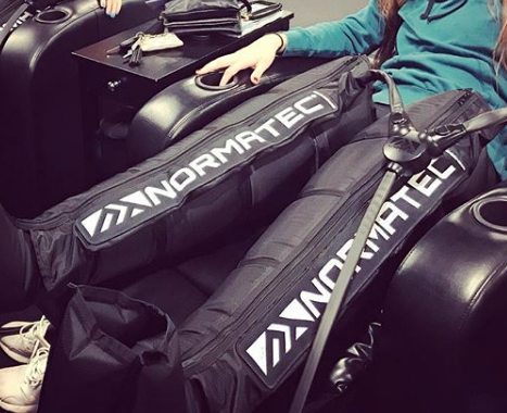 50% Off Cryotherapy & NormaTec