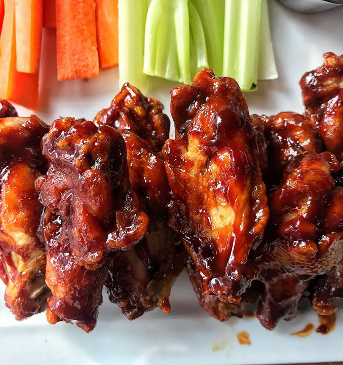 Unlimited Wings Every Wednesday at Casita Mexican
