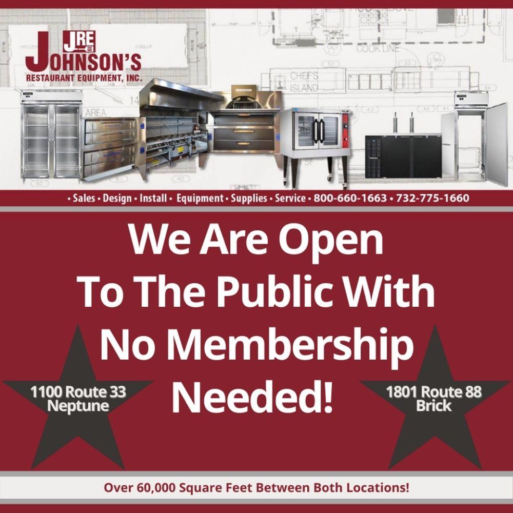 No Membership Needed!
