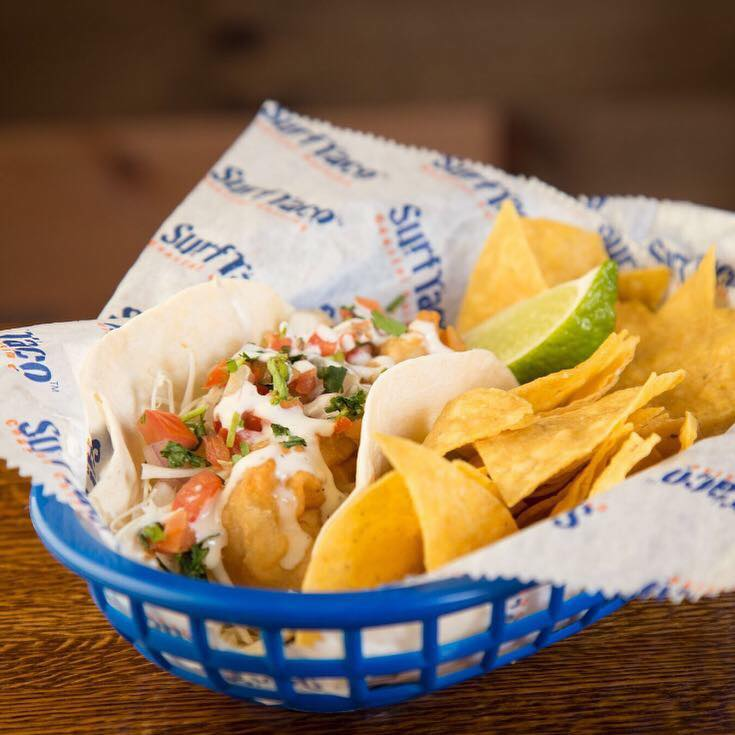 View the Surf Taco Menu Here!