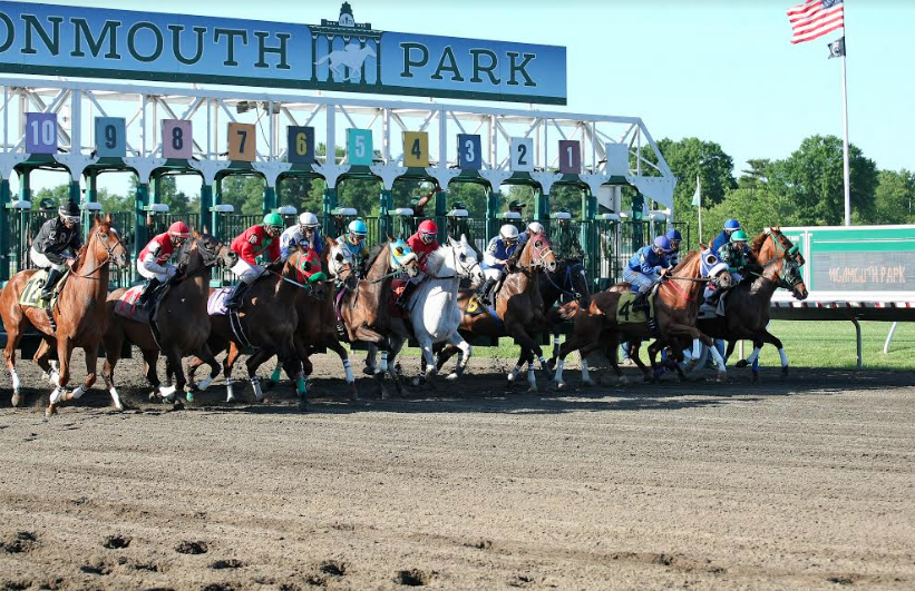 Racing Festival at Monmouth Park