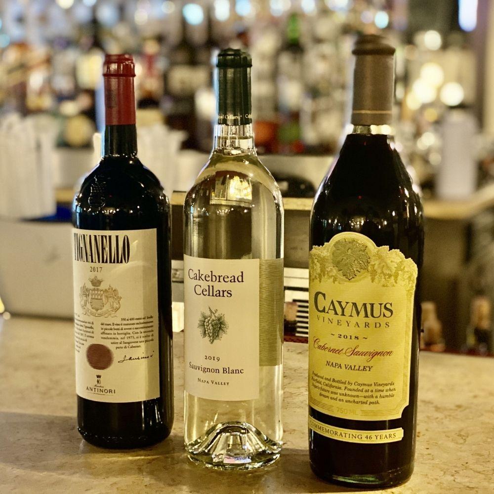 Wine Down Wednesdays Every Week at Pazzo!