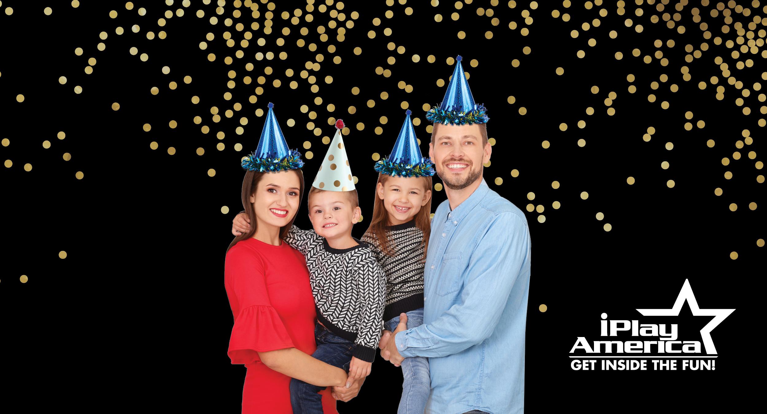 New Years Eve at iPlay America