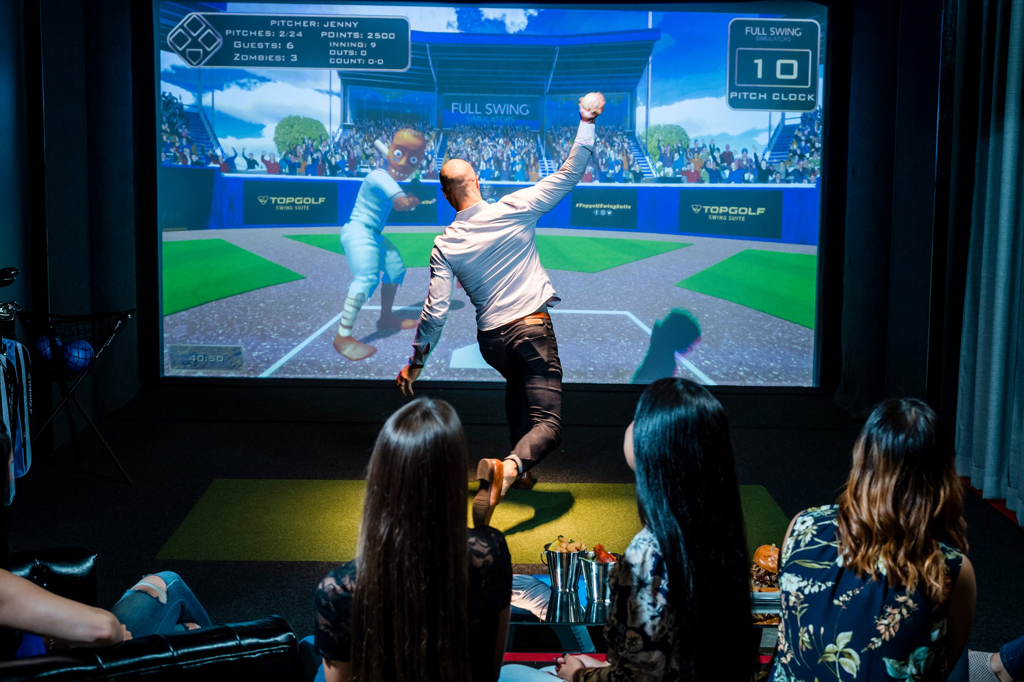 Topgolf Swing Suite Weekday Promotions