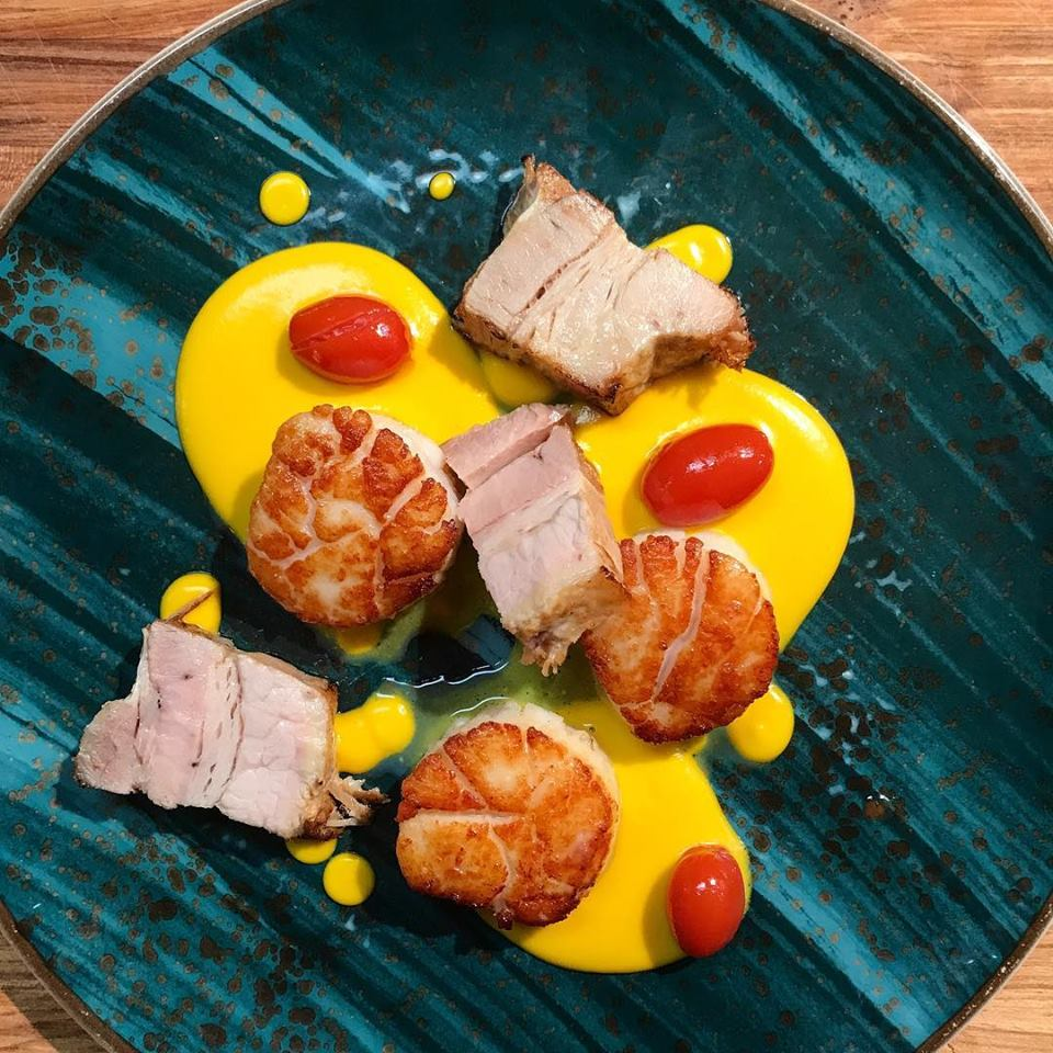 Dine at the Chef's Table at Graze