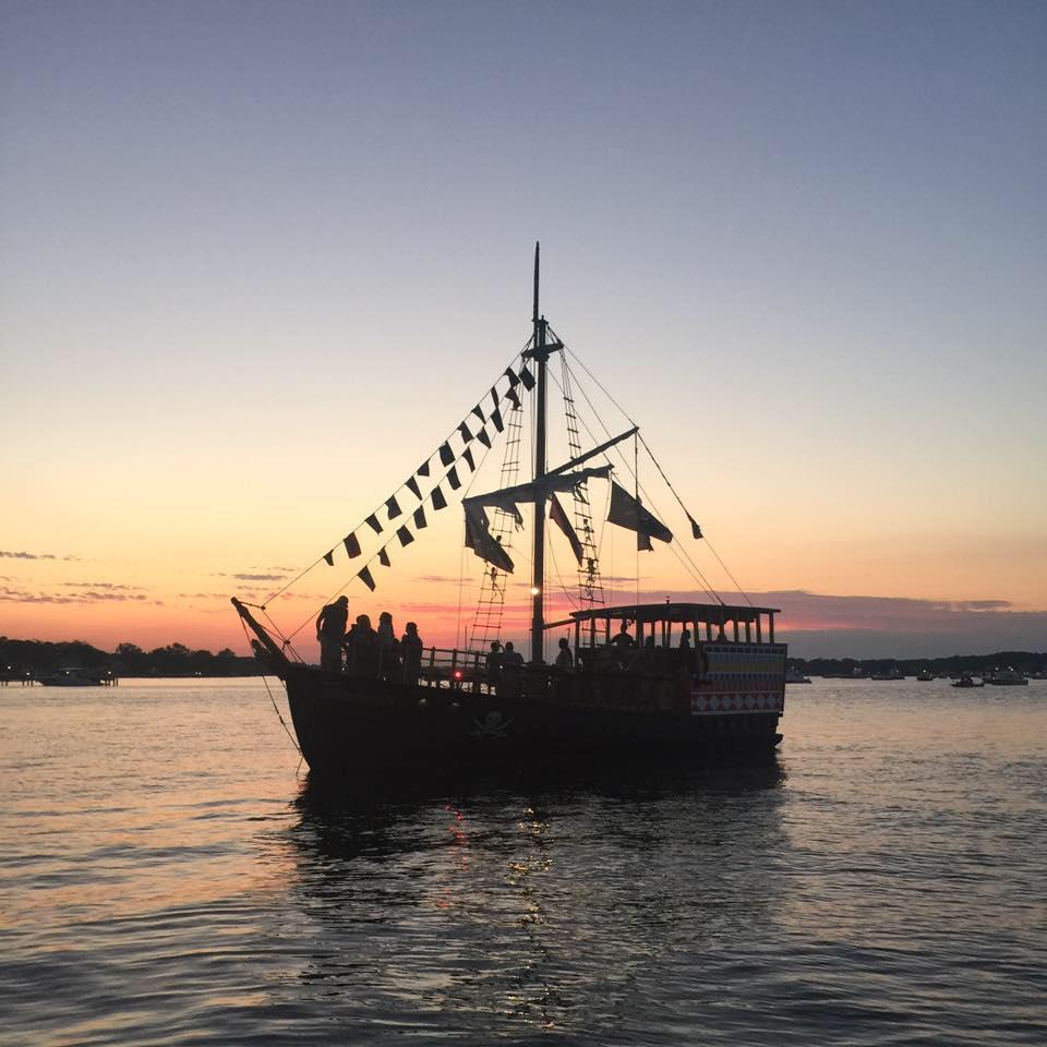 Jersey Shore Pirates Celebrates 11 YEARS!