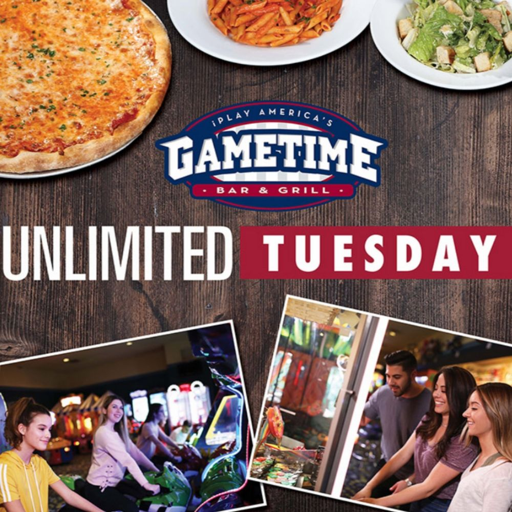 Unlimited Tuesdays-Tuesday Just Got Better