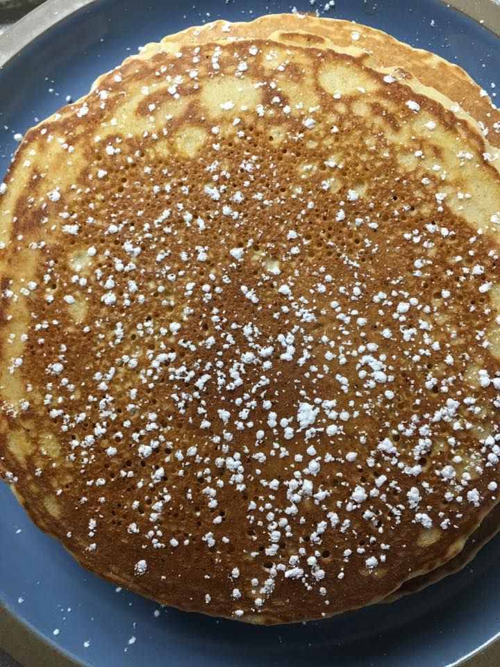 Leave a dinner plate, get a FREE pancake