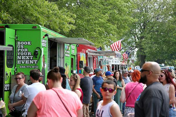 Jersey Shore Food Truck Festival