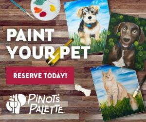 Paint your Pet's Portrait!