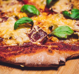 Brick oven pizza that will keep you coming back