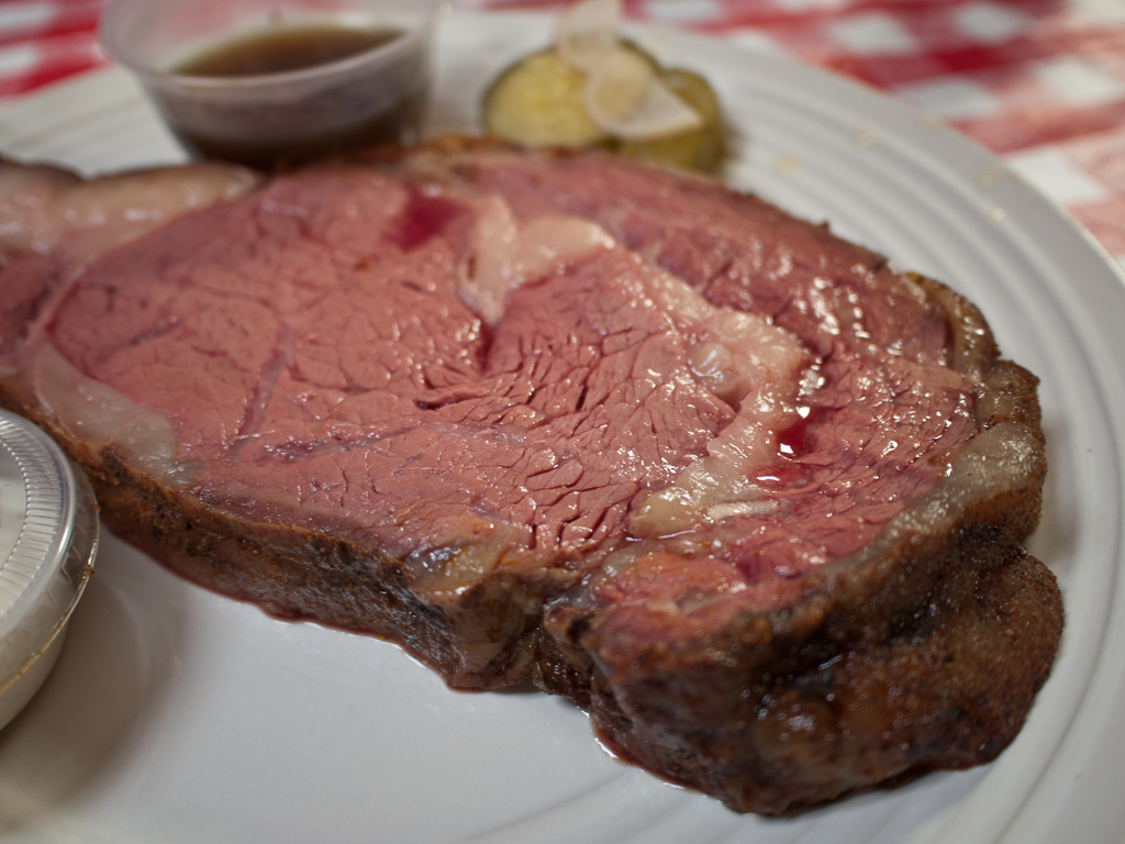 Sundays: Prime Rib of Beef - $19.99