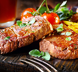 Tuesday: Grilled NY Strip Steak $19.99