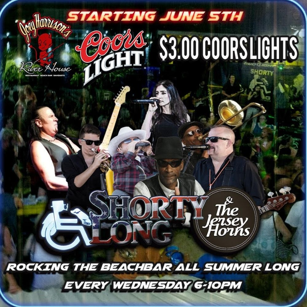 Specials and Live Entertainment All Summer Long!