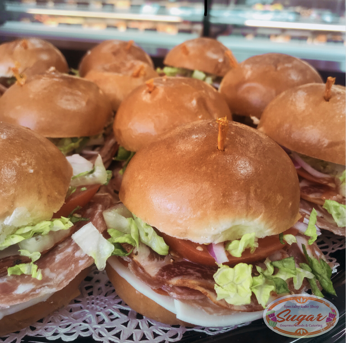 Catering from Sugar Bake Shop & Gourmet Foods