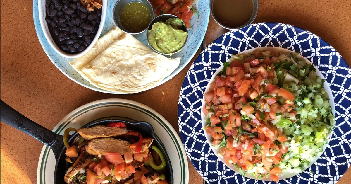 Power Lunch at Casita Mexican Mondays-Thursdays