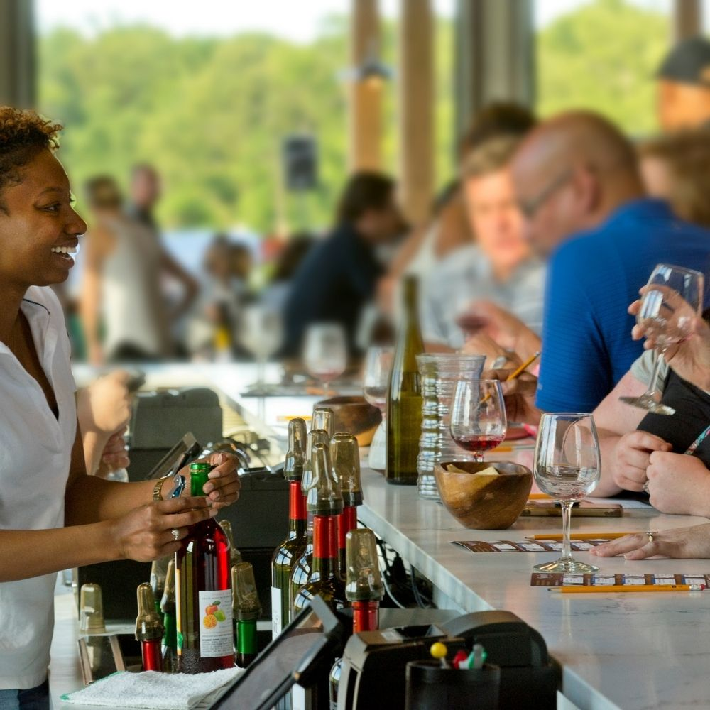 Winery Tasting Rooms Reopen September 4th!