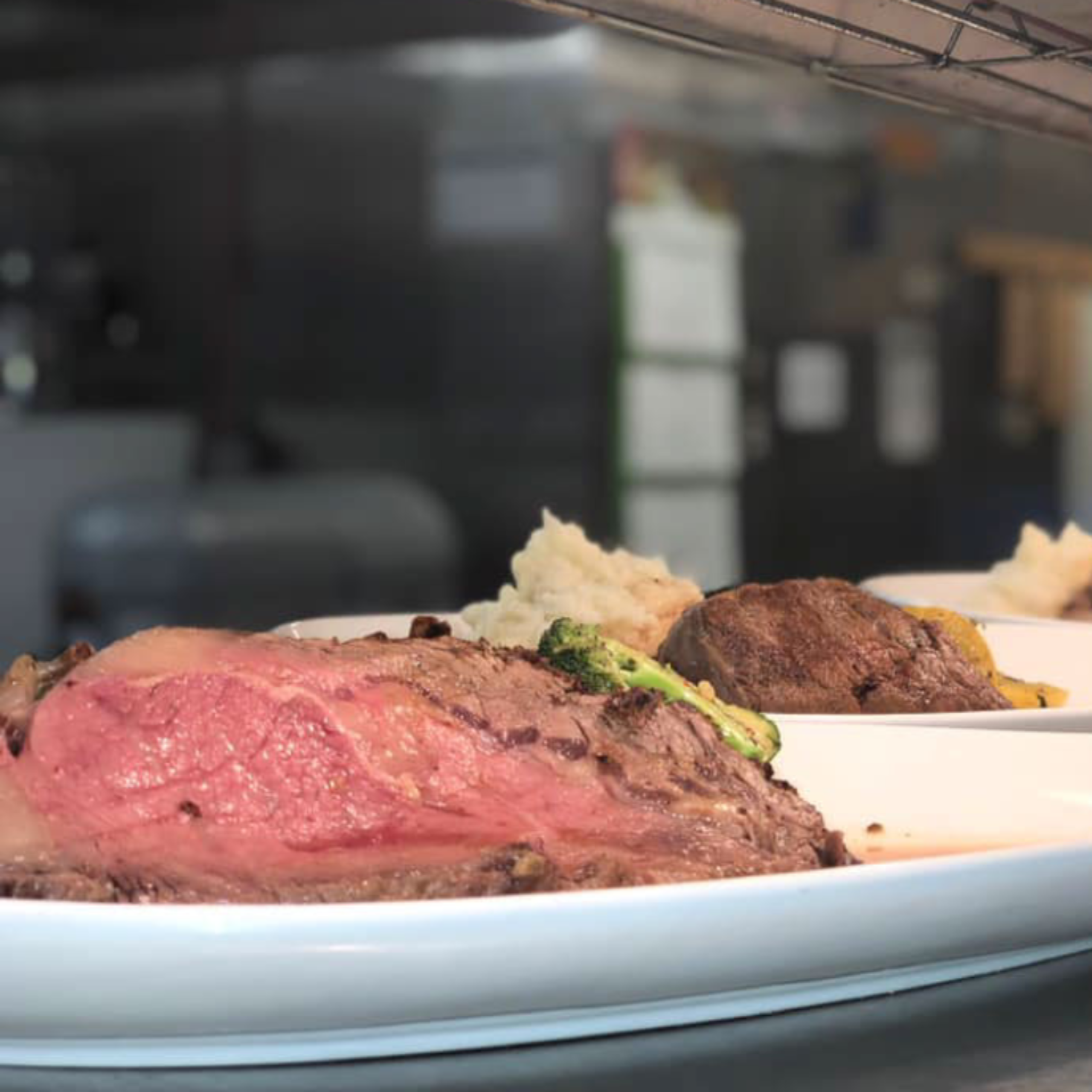Thursday is Prime Rib Night- Only $14.95