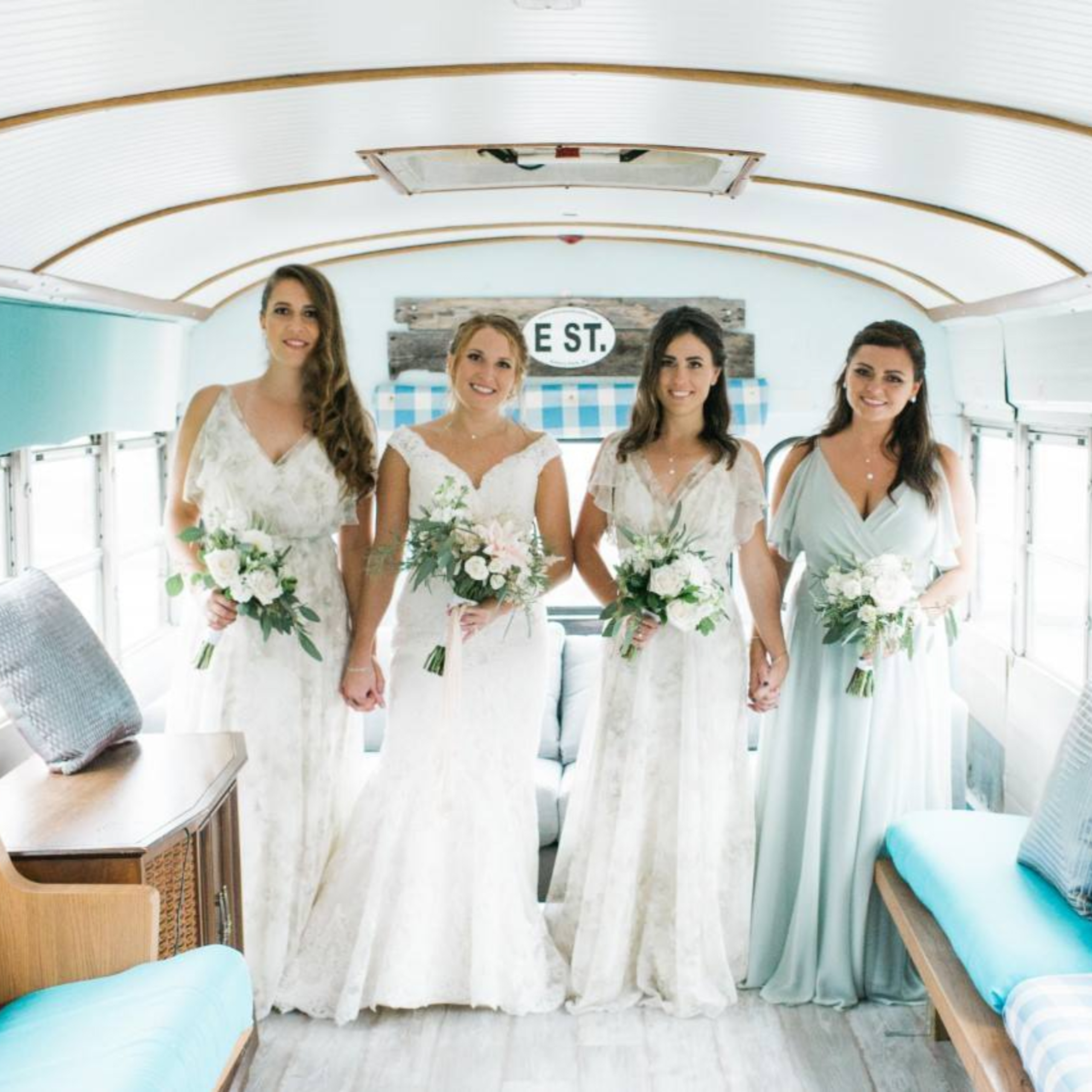 The Ultimate Wedding Party Shuttle