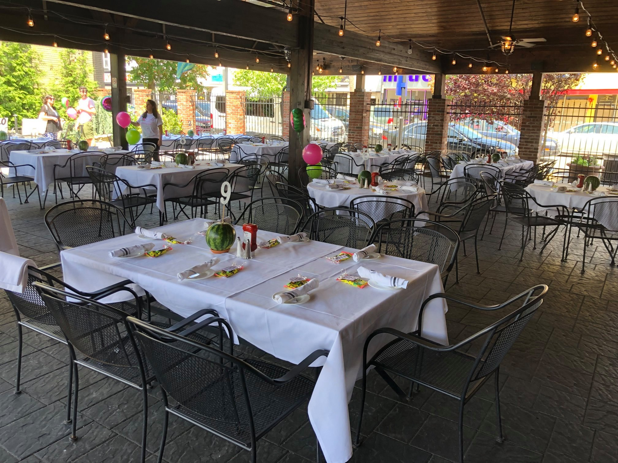 Have Your Next Event at McDonagh's