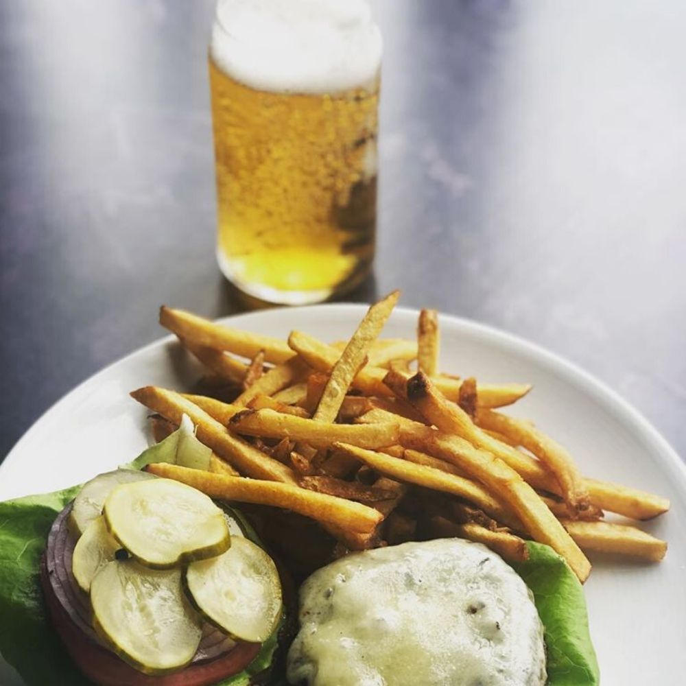 Happy Hour is 4 days a week at The Atlantic House!