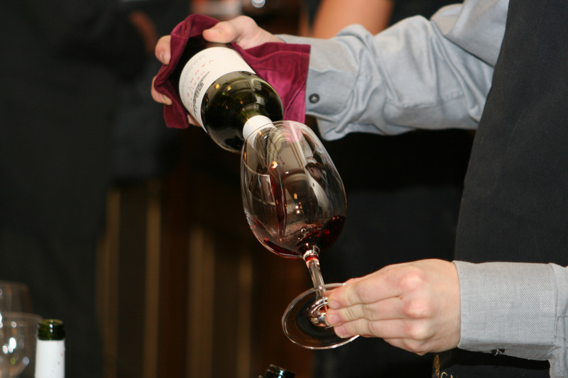 Wine Tasting at Terhune Orchards