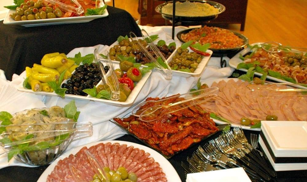 Mulberry Street Italian Food Center, Brick  Catering For