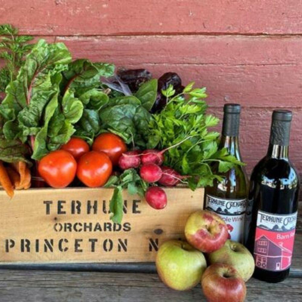 Terhune Orchards Winery, Princeton