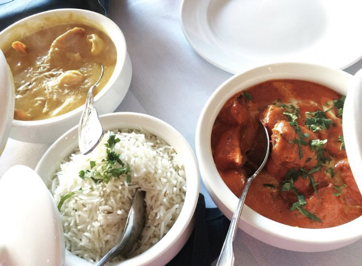 Prix Fixe Lunch at Bombay River of Red Bank