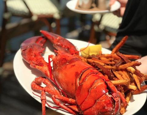 $22 Lobster Thursdays at Beach Tavern