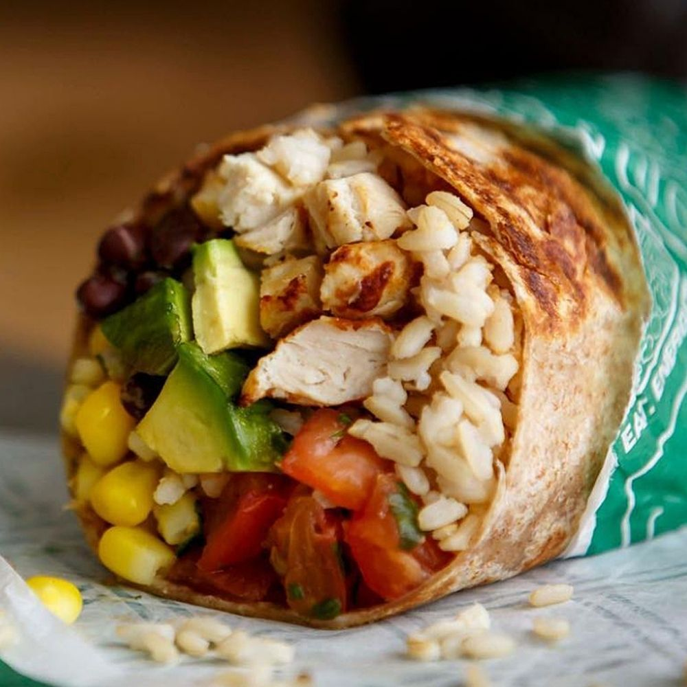 Healthy fast food…it's a thing!